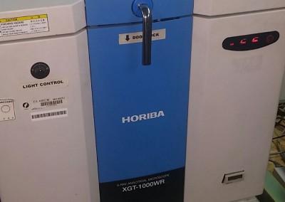 HORIBA XGT-1000WR RENTGEN FLUORESCENCYJNY – cena do negocjacji